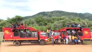 Sunway South Africa Pilanesberg SOS Truck (Ruan Mey)